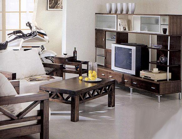 多彩缤纷的客厅家具效果图大全
