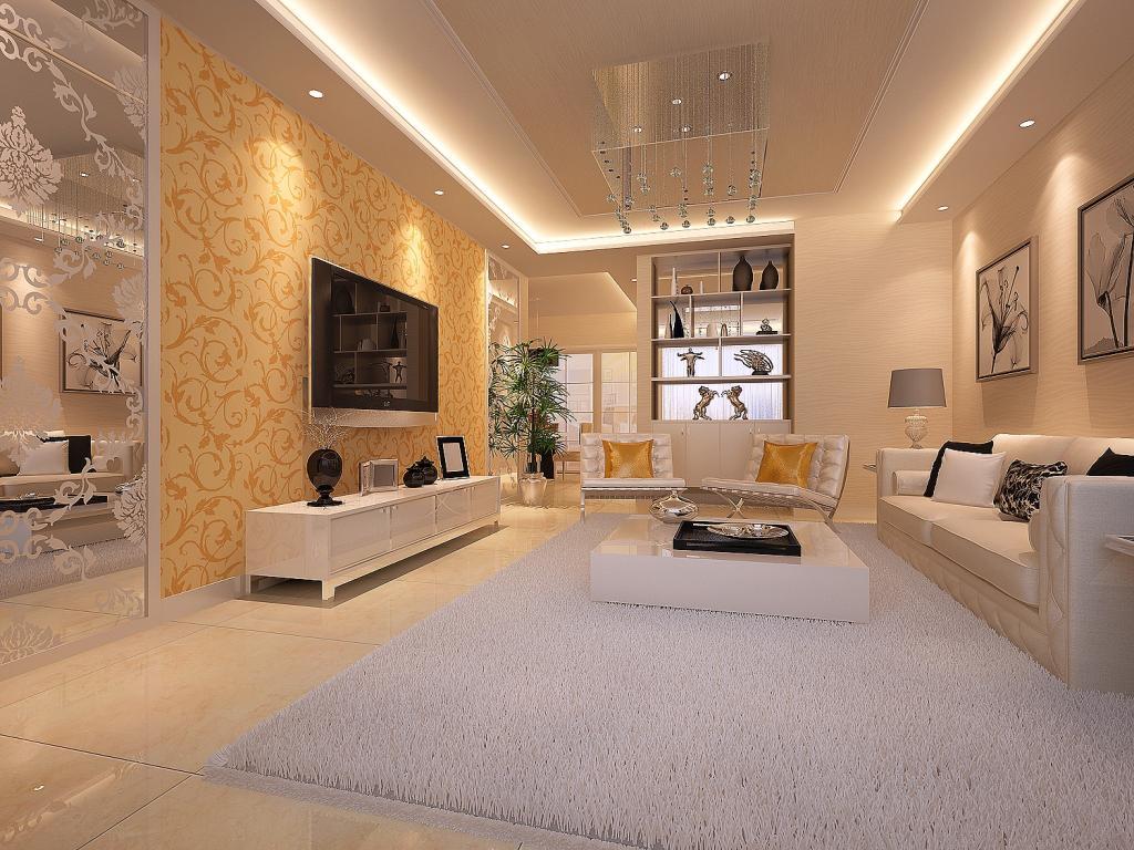 多种风格类型的客厅装修效果图大全