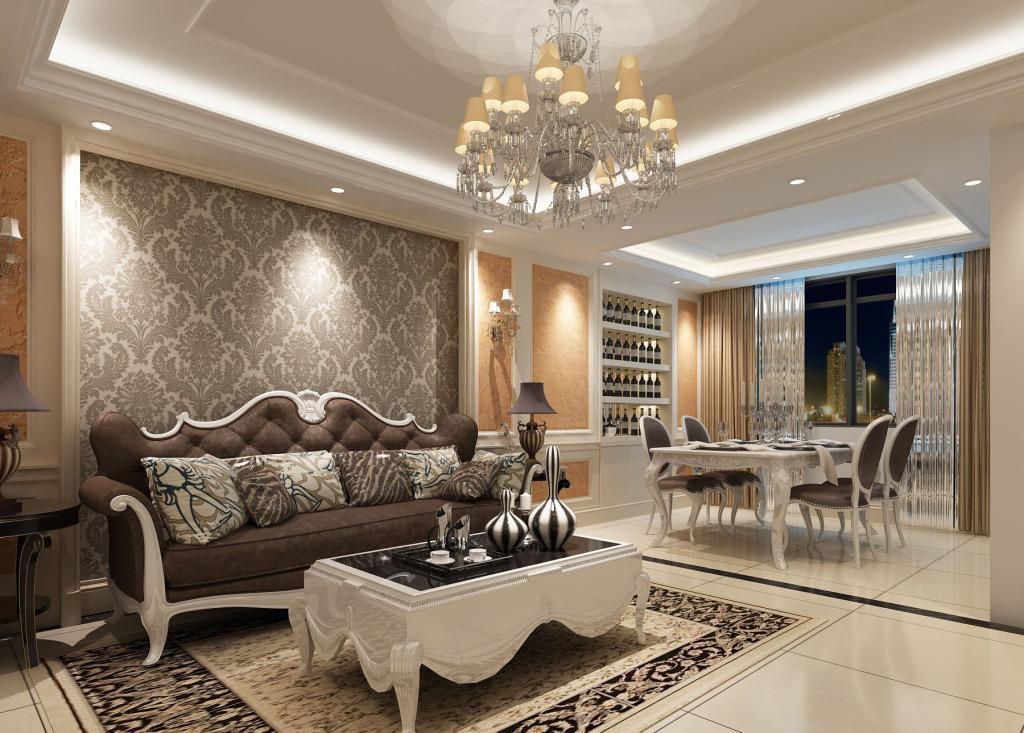 通过客厅装修效果图欣赏来了解客厅装修