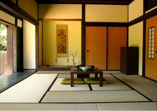 日式家居设计风格的室内元素
