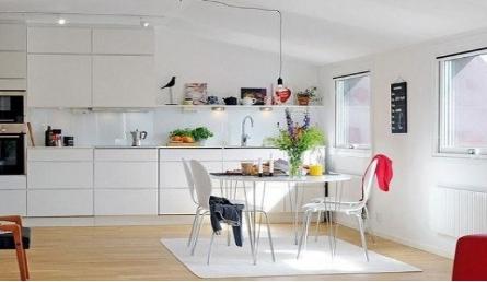 谈现代风格装修图片中的家装设计