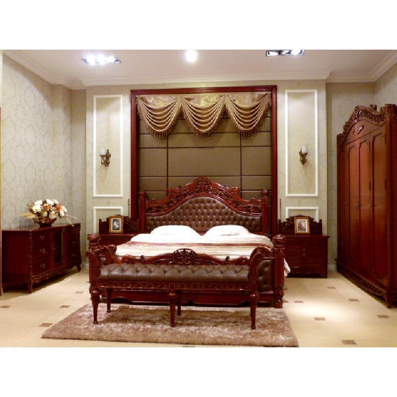 有哪些好看的家居网上商城床