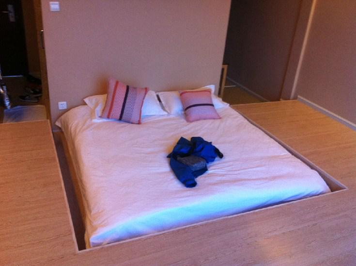 各种各样的榻榻米床装修效果图大全
