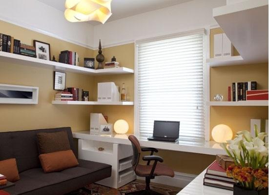 选择书房套装家具彰显完美品位
