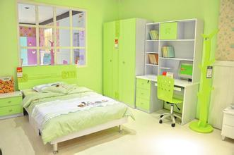 儿童家具多喜爱主要的颜色