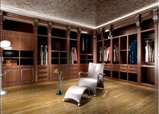 板式收纳式订制家具