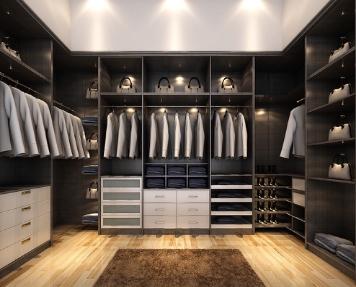 家里衣柜应如何设计