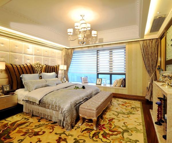 多式多样的卧室装修设计图