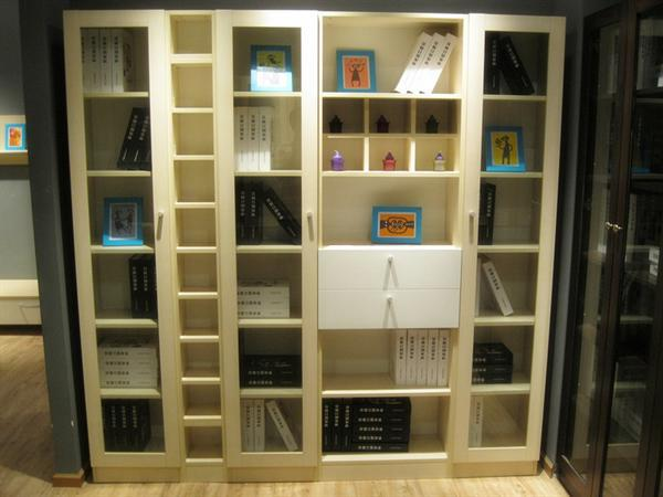 定做书柜多少钱一平方,价格合理亲民