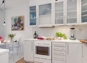 小户型整体厨房装修的注意事项