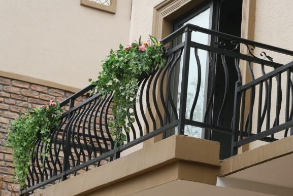 阳台栏杆配件