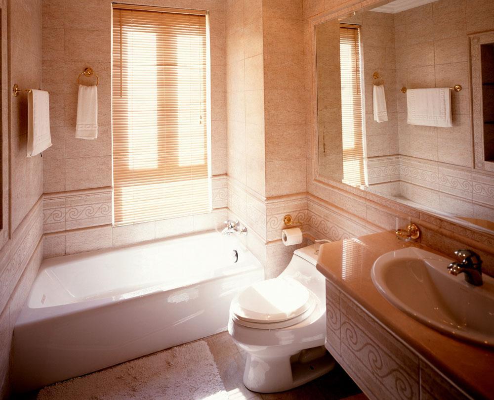 卫生间整体洗手盆中蕴藏的小知识