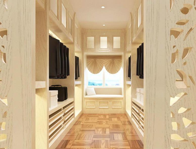 室内衣柜设计图
