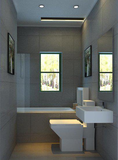 小型卫生间设计