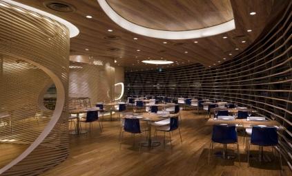 谈特色餐厅装修效果图中的设计
