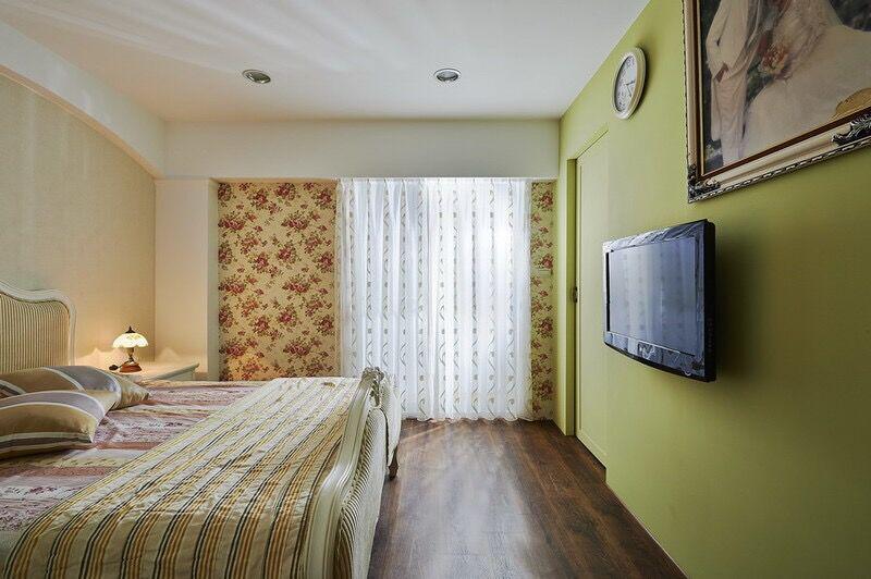 田园风格卧室装修有哪些特点