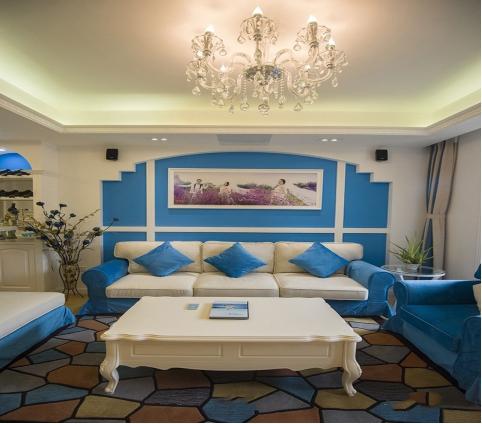 地中海风格的小户型家居装修