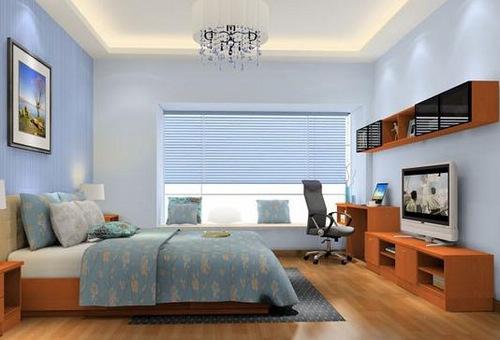 多少度的灯适合卧室