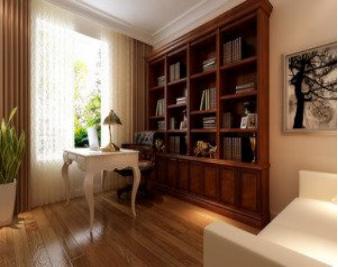 欧式书房窗帘类型以及价格的详细介绍