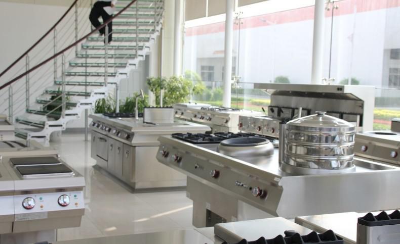 专业精良的商用厨房设备