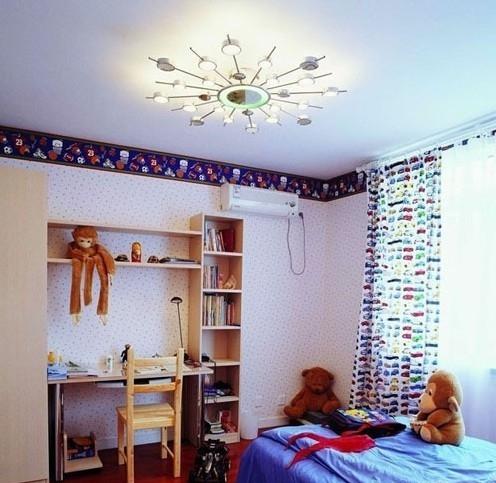 小户型的儿童房间装修方式