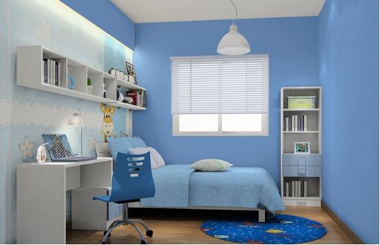 儿童房间怎么装修 色彩是关键