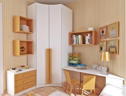 儿童房间如何布置才更温馨环保