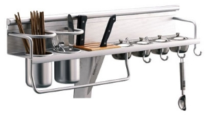 如何辨别厨房五金挂件的质量