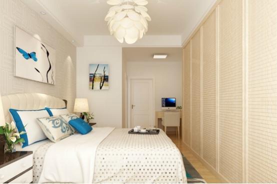 小户型如何设计卧室书房套间