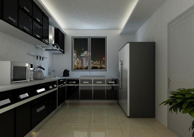 厨房装潢的各种样本介绍
