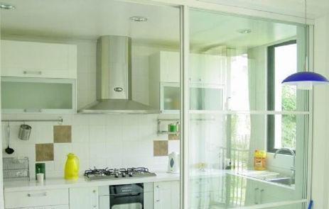 厨房与客厅的设计技巧