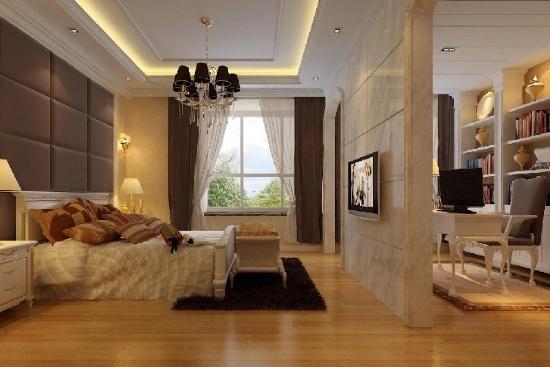 卧室与书房结合的三种设计风格