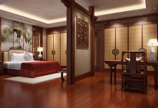 合理选择书房与卧室隔断的材料