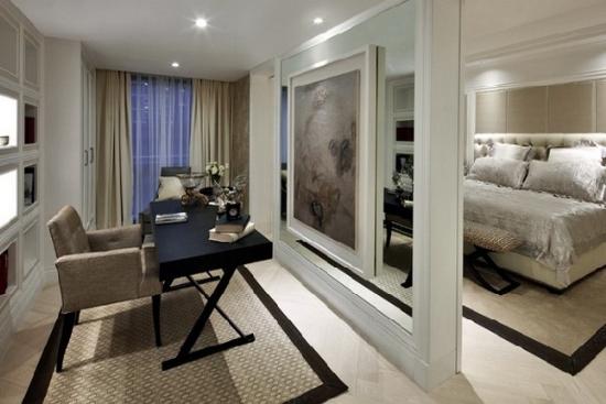 三种最流行的卧室与书房设计布局