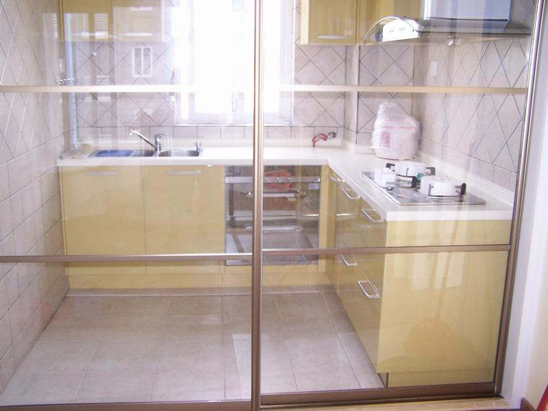 开放式厨房隔断的优点介绍