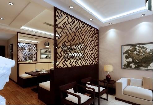 客厅的空间最大化设计