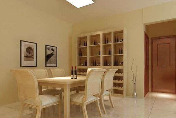 客厅酒柜设计