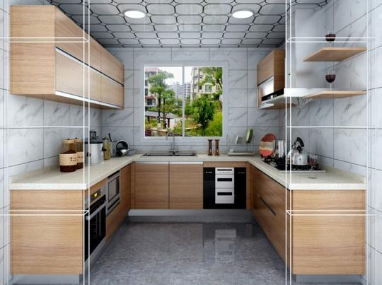 厨房柜门材质有哪几种?