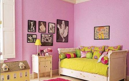 给你的女儿一个梦幻公主房