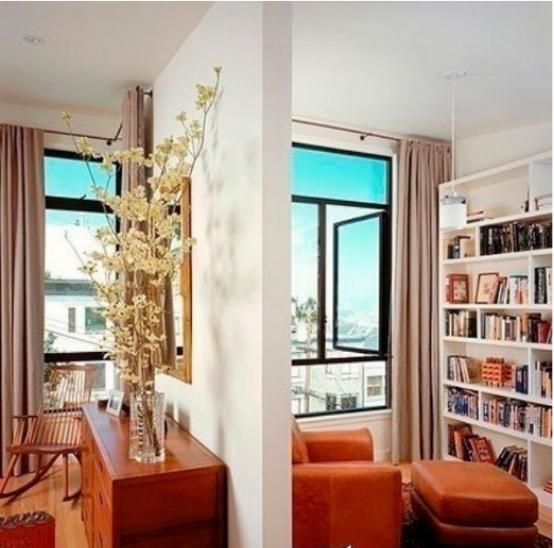 如何让书房变衣帽间