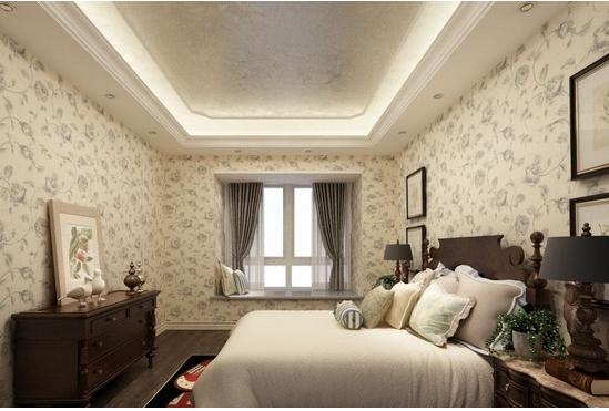 卧室装修的墙纸价格