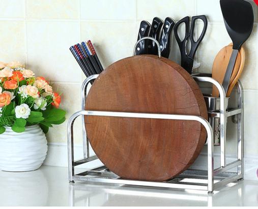 厨房不锈钢刀架,让你的厨房更整洁