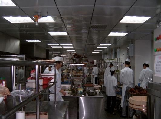 中央厨房管理,让你的卫生达标