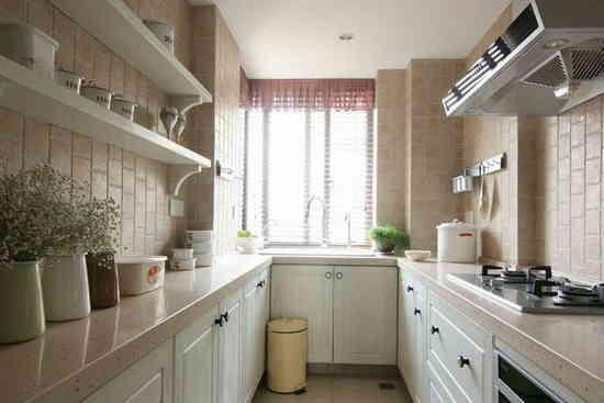 整体厨房设计推荐 独特装修效果图