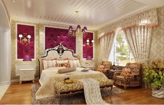 优质别墅卧室这样装修才好看