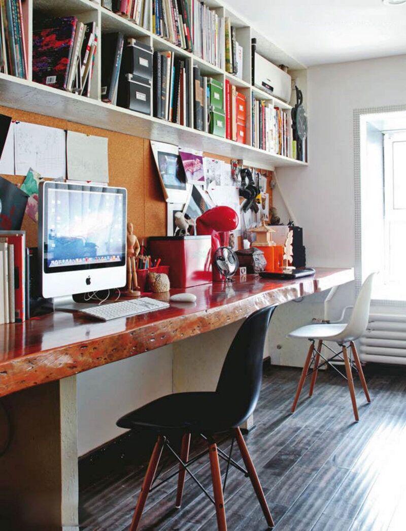 小书房应该怎样装修才漂亮