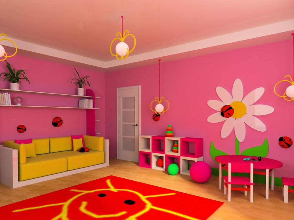 儿童房装饰