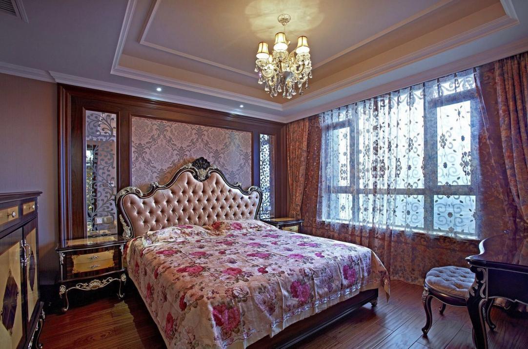 别墅公主卧室应该怎样装修