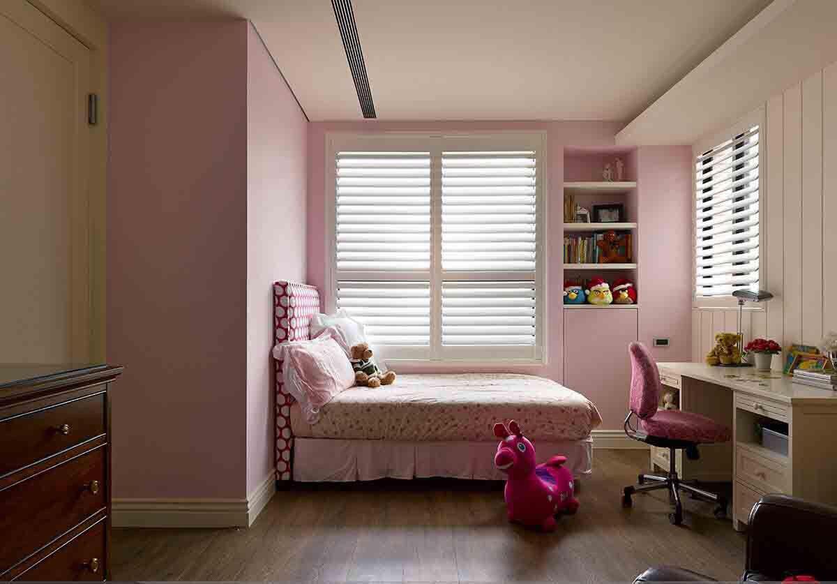 公主卧室装修效果图_推荐一些公主卧室装修效果图-维意定制家具商城