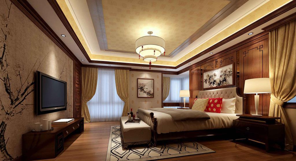 应该怎样装修别墅里的卧室